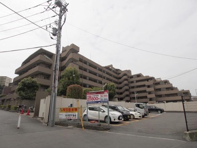 コスモ板橋志村プリオールの外観