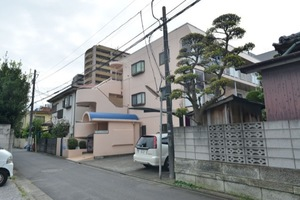 グリーンプラザ(江戸川区)の外観