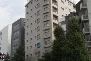 新高円寺パールマンションの外観