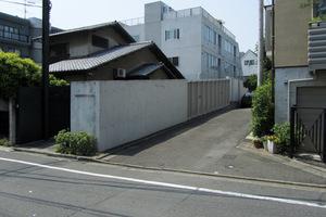 神楽坂南町アパートメントの外観
