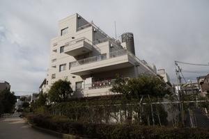 第2三宿ハウスの外観