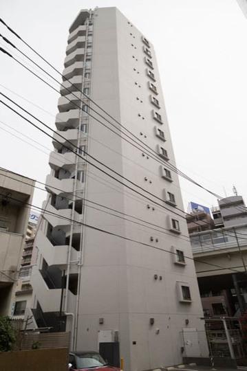 シーフォルム駒沢大学の外観