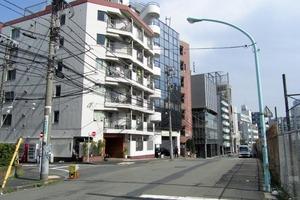 カーサ第2渋谷の外観