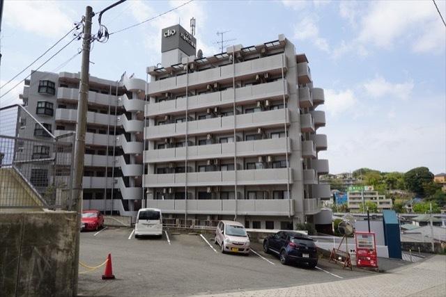 クリオ片倉町六番館の外観