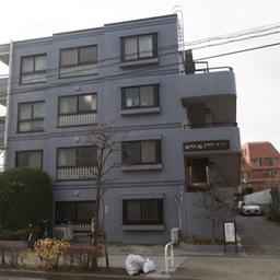 セザール上野毛ガーデン