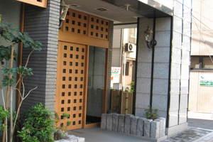 ドラゴンマンション浅草壱番館のエントランス