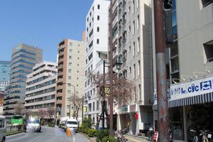 シャトレー渋谷の外観