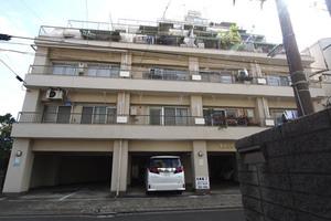 文京コヤマハイツの外観