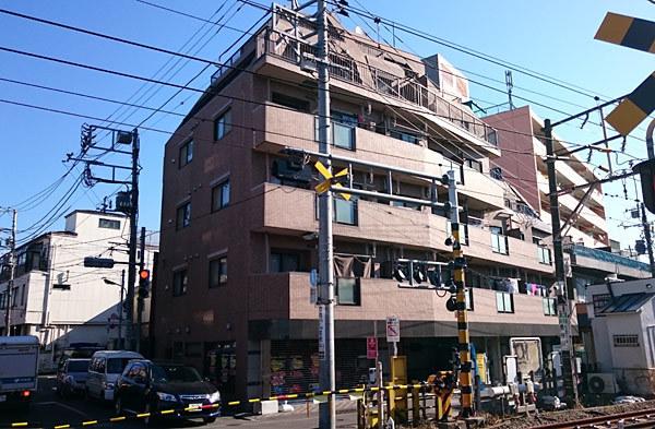 グランイーグル田園調布桜坂の外観