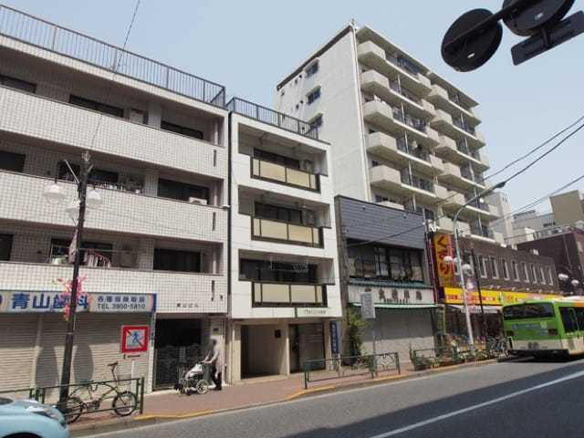 クレインパレス南長崎の外観