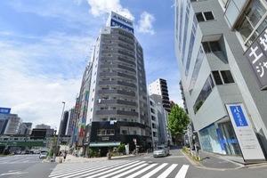 メインステージ五反田駅前の外観