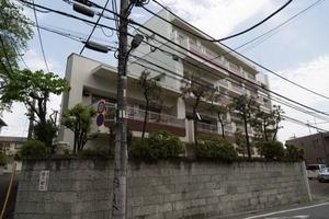 石神井パークサイドマンションの外観