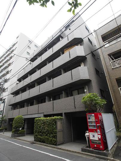 ルーブル小石川弐番館の外観