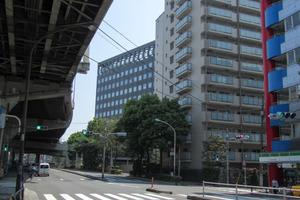飯田橋第2パークファミリアの外観
