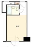 ホテルリステル新宿の間取り