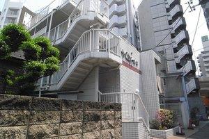 ハイシティ笹塚の外観