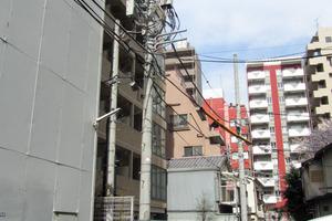 ステージファースト恵比寿東の外観