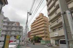 ライオンズマンション綾瀬の外観