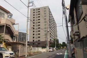 コスモアクアージュ東京イーストの外観