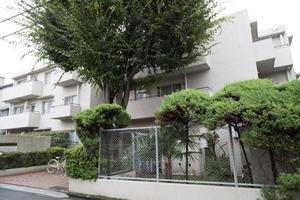 パークハイム高円寺南の外観