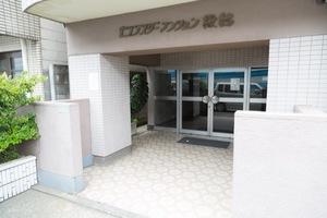 セブンスターマンション桜台のエントランス