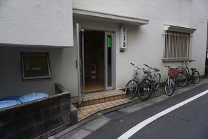 東武ハイライン白金のエントランス