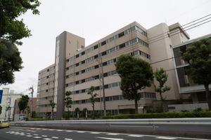 パシフィック江古田マンションの外観