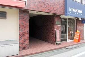 目黒本町ヒミコマンションのエントランス