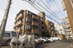 板橋本町サニーハイツの外観
