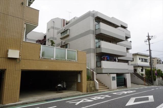 ライオンズマンション今井町の外観