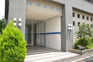 ローヤルシティ船堀松江のエントランス