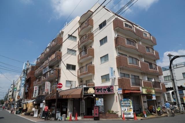 下井草ワコー第6マンションの外観