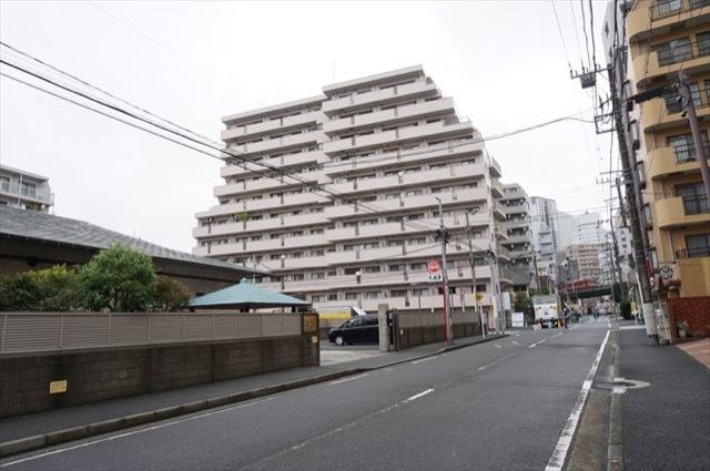 ピュアシティ横浜6の外観