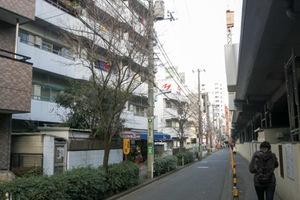 グリーンキャピタル笹塚の外観
