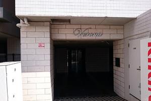 ヴェローナ空港西ルッソのエントランス