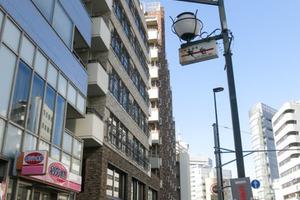 第25宮庭マンションの外観