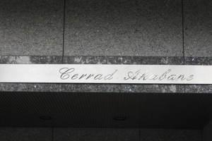 セラード赤羽パークアベニューの看板