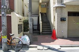 西新宿第2ダイヤモンドマンションのエントランス