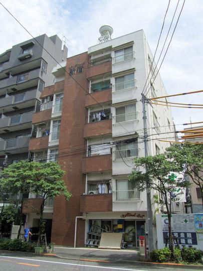 シティマンション新宿