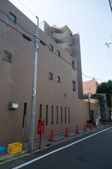 グリーンコーポ東高円寺の外観