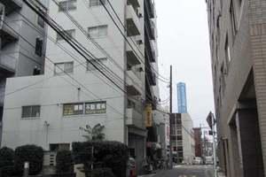 グリーンキャピタル松井ビルの外観