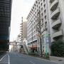 コンチェルト新宿(ホテルブーゲンビリア新宿)の外観