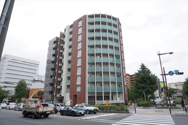 サンクタス横浜ミッドの外観
