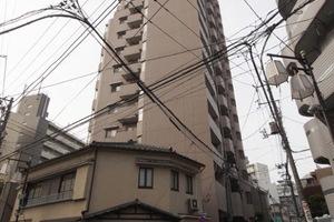 クリオ大塚弐番館の外観