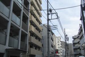 エクセシオーネ渋谷駅前の外観