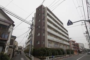 クリオ板橋本町の外観