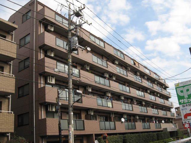ライオンズマンション竹の塚元渕江公園第3