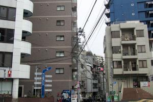 菱和パレス渋谷西壱番館の外観