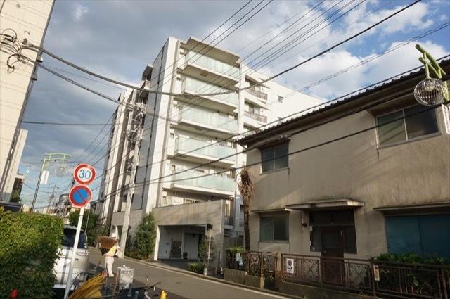 クリオ横浜鶴見の外観