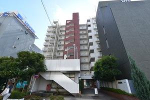 五反田スカイマンションの外観